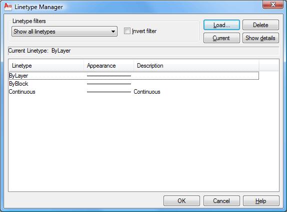 Creating Custom Linetypes   AfraLISP